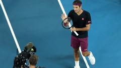 Федерер: Отказването ми от тениса наближава