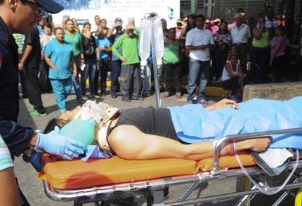 50 души загинаха при затворнически бунт във Венецуела