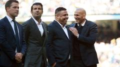 Роналдо Феномена: Гатузо е разтърсващ, живее за футбола