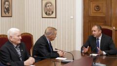 Президентът даде за пример на българския бизнес строителя и дарител Игнат Канев