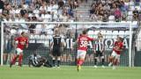 ПАОК победи Спартак (Москва) с 3:2 в първи мач от третия квалификационен кръг в Шампионската лига