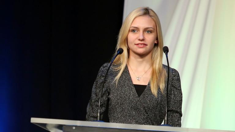 Йоана Илиева: Показвам, че моят спорт започва да трупа популярност навсякъде