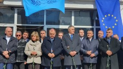 Тероризмът няма народност и религия, каза Карадайъ в Барутин