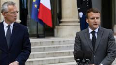 Франция порязва НАТО и Столтенберг за съвместното финансиране