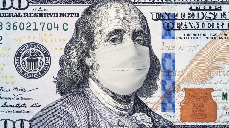Доларът спада, расте търсенето на по-рискови активи