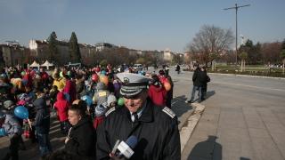 Пешеходците да спрат да пресичат на всевъзможни места, съветват от КАТ