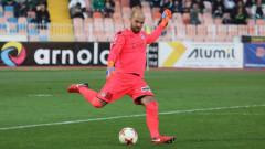 Николай Михайлов: Отново съм футболист на Левски! Клубът винаги е бил на върха
