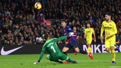 Барселона удари Виляреал с 2:0, юноша обра овациите
