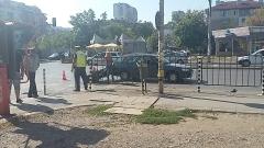 Моторист загина след сблъсък на кръстовище в София