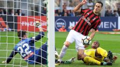 Милан бързо забрави погрома от Лацио и се справи с Удинезе (ВИДЕО)