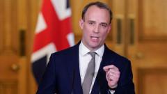 Рааб: Британия увеличава ядрените си оръжия като застрахователна полица