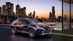 Lexus анонсира нов малък кросоувър (ВИДЕО)
