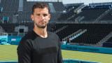 Григор Димитров: Нямаше какво да направя срещу Андерсън