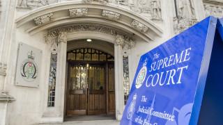 Върховният съд гледа решението на Джонсън за разпускане на парламента