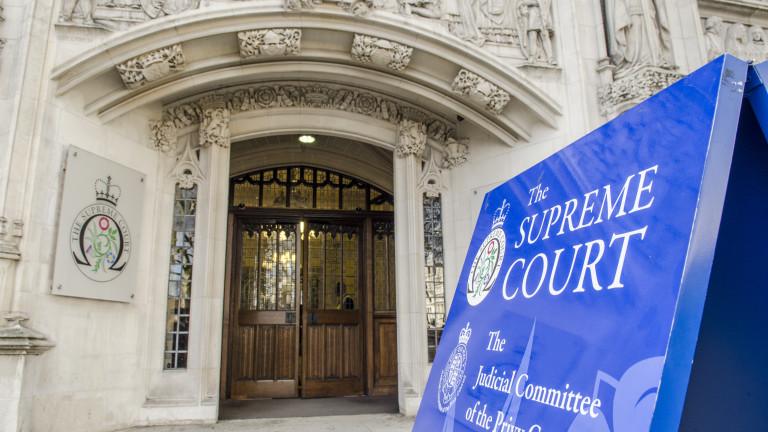 11 съдии от Върховния съд на Великобритания ще изслушат казуса