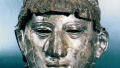 След 20 години върнаха на музей открадната антична маска