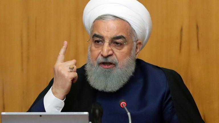 Рохани предложи референдум в Иран за ядрената сделка