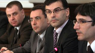 """Среден (3) за кабинета """"Борисов"""""""