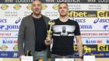 Небойша Видич: Целта пред нас е да спечелим първенството