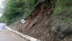 Възстановиха движението на пътя за Рилския манастир