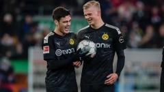 Талант на Борусия (Дортмунд) е най-добър млад футболист на САЩ