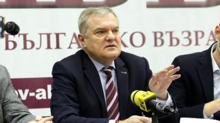 Румен Петков изпрати Ревизоро при предшественика му