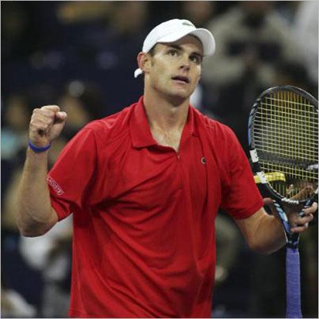 Анди Родик в трети кръг на Уимбълдън