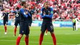 Франция - Перу 1:0, гол на Мбапе