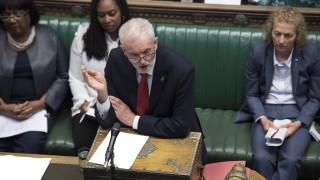 Провал на преговорите между Мей и лейбъристите