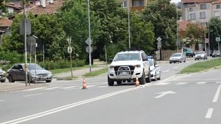 """""""Москвич"""" помете жена в Разград"""