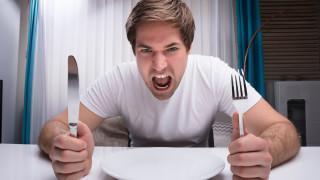 Защо ставаме раздразнителни, когато сме гладни