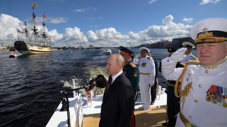 Русия пуска първи изцяло стелт военен кораб следващата година