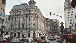 Стачна вълна в Румъния