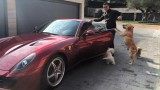 Вижте новия автомобил на Кристиано Роналдо за £350,000