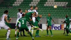 40 положения за гол пред вратата на Лудогорец в групите на Лига Европа