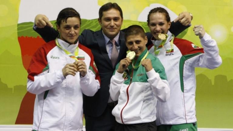 Българската федерация по бокс получи поредно голямо признание, като за