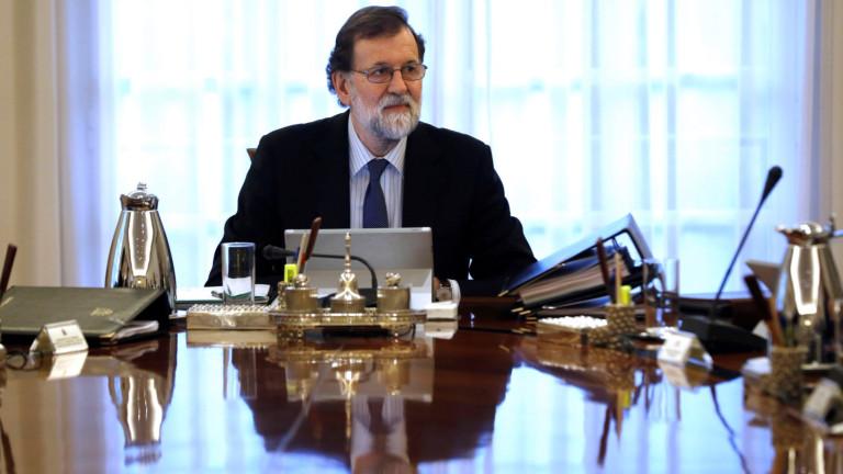 """Премиерът на Испания обяви разпускането на ЕТА за """"шум и пропаганда"""""""