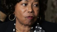 Осъдиха майката на Майкъл Джексън