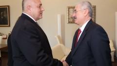 Борисов и турският главен прокурор обсъдиха наказателноправни въпроси