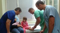 """Преглеждат безплатно деца в """"Пирогов"""""""