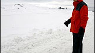 Шефът на ООН посети Антарктида