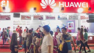 Huawei задмина Apple