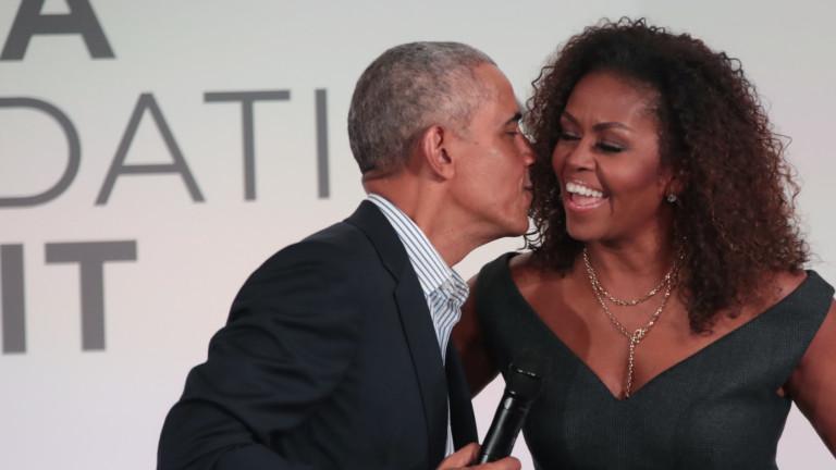 Как семейство Обама харчат милионите си