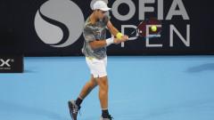 Адриан Андреев се класира за полуфиналите на двойки в Швейцария