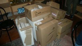 Разбиха контрабандисти на цигари в Ихтиман