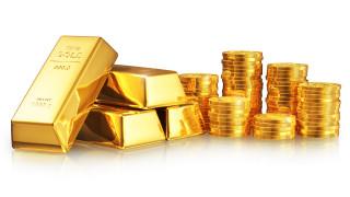 Цената на злато спада. Играчите  прибират печалбата