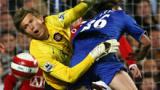 Премиършип: Челси - Манчестър Юнайтед 0:0