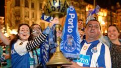 Порто триумфира с титлата в Португалия