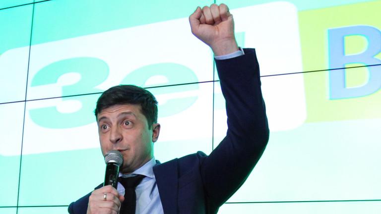 Зеленски не възнамерява да преговаря с Русия, която нарича агресор