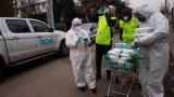 Чили задмина Италия и Испания по случаи на коронавирус